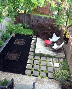 Garden / Summer 2012  http://www.doorsixteen.com/2012/11/14/oh-yeah-the-garden/#