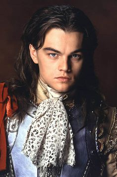 Leonardo DiCaprio in The Man with the Iron Mask (1998)