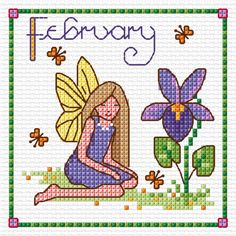 February fairy | Lesley Teare Thoughts on Design