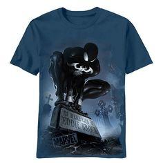 Spiderman Venom Sepulcher Mens T-Shirt