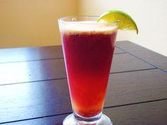 Pomegranate Citrus Mocktail #healthy #mocktail