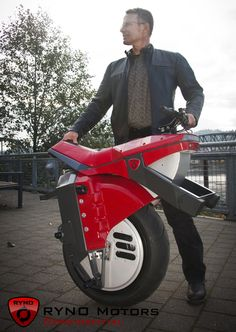 TECH GATE: Single-wheel electric scooter