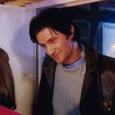(gif) - his smile!