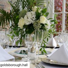 If you didn't get a chance to visit the stunning @goldsborough.hall for their open day last weekend or you did go and you want to meet some incredible #weddingsuppliers to help you plan your wedding whether you're getting married at this beautiful Hall or not come and join us on Sunday 26th February 12-3pm for our annual Wedding Fair with 40 exhibitors welcome drinks and canapés music and entertainment. Pick up a luxury gift bag full of inspiration beauty products and gifts. Enter our…