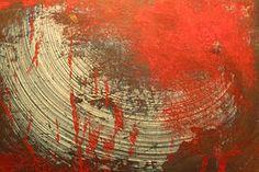 ziat terre chaux platre Gomme Laque, Decoration, Creations, Painting, Art, Whitewash, Arm Cast, Fresco, Earth