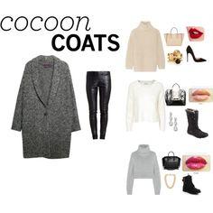 """COLDWEAR"" by jheka on Polyvore Coat, Polyvore, Image, Fashion, Moda, Sewing Coat, Fashion Styles, Peacoats, Fashion Illustrations"