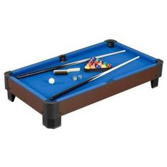 Hathaway, Sharp Shooter 40 in. Table Top Pool Table, BG1012T at The Home Depot - Tablet