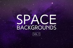 Space Backgrounds 7 by FreezeronMedia