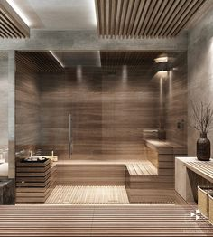 40 Beautiful Sauna Design Ideas For Your Bathroom – Home Decor On a Budget Bathroom