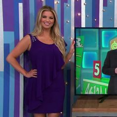 Amber Lancaster - The Price Is Right (4/11/2016) ♥