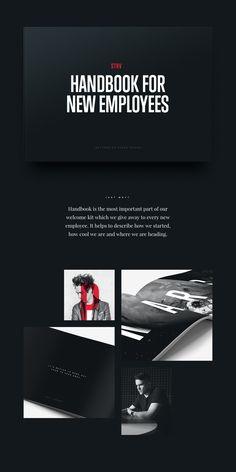 employee handbook cover design template.html
