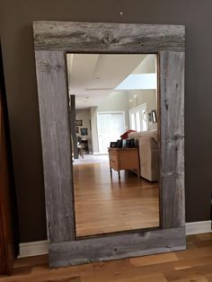Great big mirrors! Big Mirrors, Oversized Mirror, Frames, Rustic, Furniture, Home Decor, Mirrors, Country Primitive, Decoration Home