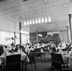 Hotel Cracovia, restauracja - Henryk Hermanowicz  / Muzeum Historyczne Miasta Krakowa