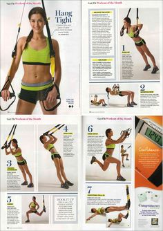 TRX Workout - and so