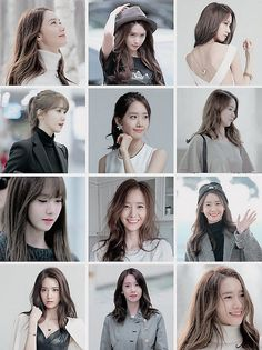 yoona x grey requested by (request are always open! People think grey is a neutral, but I think it's such a moody, intense, dramatic and sexy color. Girls' Generation Taeyeon, Girls Generation, Im Yoon Ah, Yoona Snsd, Korean Actresses, Korean Beauty, Girl Photos, Kpop Girls, My Idol