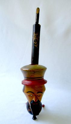 ❦❋ #Handmade Wood Pipe Hand #Carved Rasta #Man Tobacciana Beatnik Collectibl... Check http://etsy.me/2hqAouW