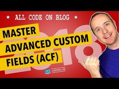Advanced Custom Fields Allow You To Add Extra Fields To Your Posts, Pages Or Custom Post Types All Codes, On Page Seo, Page Template, Wordpress Plugins, Fields, Coding, Ads, Education, Learning
