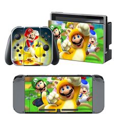 Nintendo Switch Hands on with the World Strangest Games Console Full Stick Nintendo Switch Accessories, 5th Birthday, Super Mario, Console, Lego, Lunch Box, Games, World, Design