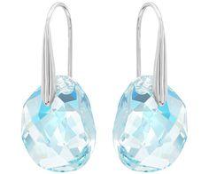 Galet Pierced Earrings - Jewelry - Swarovski Online Shop