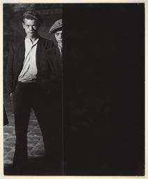 Brassaï (Gyula Halász) French, born Transylvania, 1899–1984, Two Apaches in Paris