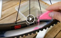 Watch: Does Adding Glitter to Your Tires Seal Bigger Holes?