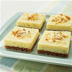 Key Lime Bars Recipe - America's Test Kitchen