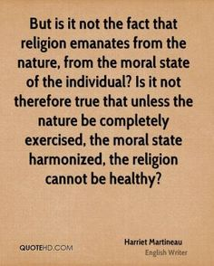 harriet martineau quote - Google Search