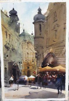 Alvaro Castagnet, Prague
