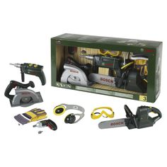 Bosch Toy Mega Tool Kit