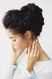 Resultado de imagen para natural curly wedding hair