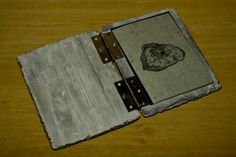The Book of Stone by Yu Xuan / Stanley Cheah, via Behance
