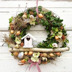 Türkranz Frühlings Osterkranz Deko Osterkranz Frühlings Osterkranz The Effective Pictures We Offer You About magnolia Wreath A quality picture can tell you many things Spring Door Wreaths, Easter Wreaths, Summer Wreath, Christmas Wreaths, Magnolia Wreath, Wreath Crafts, How To Make Wreaths, Easter Crafts, Holiday Decor