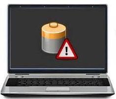 Hasil gambar untuk cara memperbaiki baterai laptop