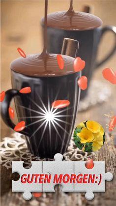 Good Morning Beautiful Gif, Cute Good Morning, Good Morning Coffee, Good Morning Images, Nighty Night, Good Morning Greetings, Good Night Quotes, New Instagram, Coffee Quotes