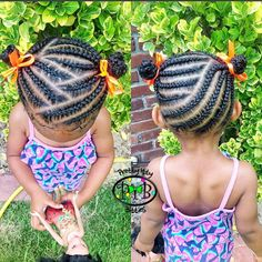 Hairstyles braids Braided buns for a tiny tot💓 ————————————————. Braided buns for a tiny tot💓 ————————————————————— Book your PIBS next ѕℓαу today! ( Link in bio) Toddler Braided Hairstyles, Toddler Braids, Black Kids Hairstyles, Girls Natural Hairstyles, Baby Girl Hairstyles, Braids For Kids, Girls Braids, Natural Hair Styles, Celebrity Hairstyles