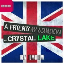 Crystal Lake, A Friend In London, Kryvian & Whilliam - New Tomorrow (Hands up mix radio edit) Me Clean, Crystals, Digital, Friends, News, Hands, London, Music, House