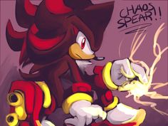 shadow the hedgehog chaos spear animation | Chaos Spear - Shadow The Hedgehog Fan Art (28834198) - Fanpop fanclubs