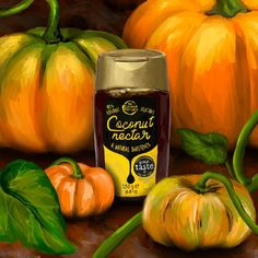 Made from pure coconut sap Coconut Nectar Recipes, Organic, Stuffed Peppers, Pure Products, Vegetables, Sweet, Food, Candy, Stuffed Pepper