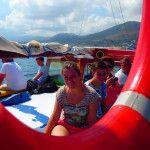boten en griekse eilanden