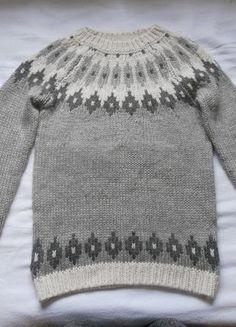 À vendre sur #vintedfrance ! http://www.vinted.fr/mode-femmes/pull-overs/25954083-pull-en-maille-gris-et-blanc-taille-m