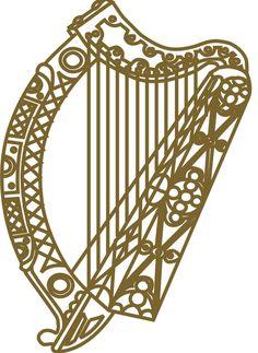 harp - Celtic Symbols