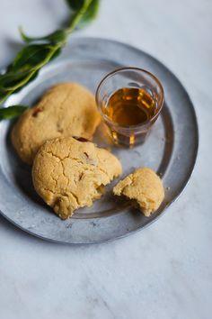 Life Love Food: Jujube Polenta Cookies