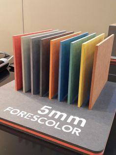 Wood Slat Wall, Wood Slats, Color Interior, Interior Design, Architectural Materials, Trade Fair, Plywood Panels, Partition Design, Showroom Design