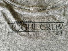 Rogue One shirt