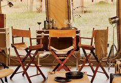 Safari! Love these chairs.  Where can I find them?