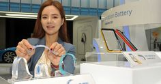 Samsung's latest batteries make unusual #wearables possible http://engt.co/1S4ThPa