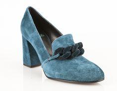 6138 Fabi Shoes / Turquoise