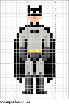 Batman. great quilt pattern