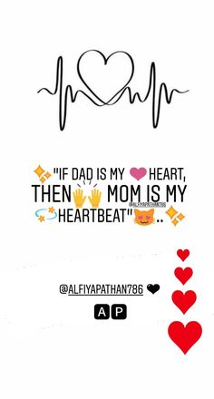 Love Parents Quotes, I Love My Parents, Mom And Dad Quotes, Father Daughter Quotes, Father Quotes, Love Me Quotes, Family Quotes, Stupid Quotes, Real Life Quotes