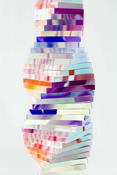 Synaptic Stimuli - External Stimuli : Alyson Shotz at Derek Eller Gallery,  Arts Observer